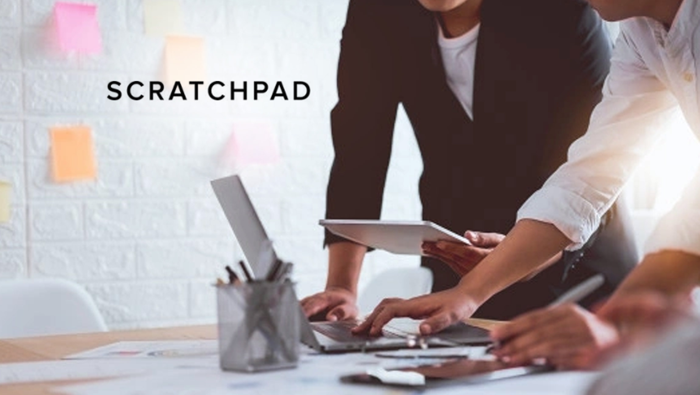 Scratchpad Introduces New Experience for Top Sales Performers, Connecting Calendar, Notes, and Salesforce into One Unified Workspace