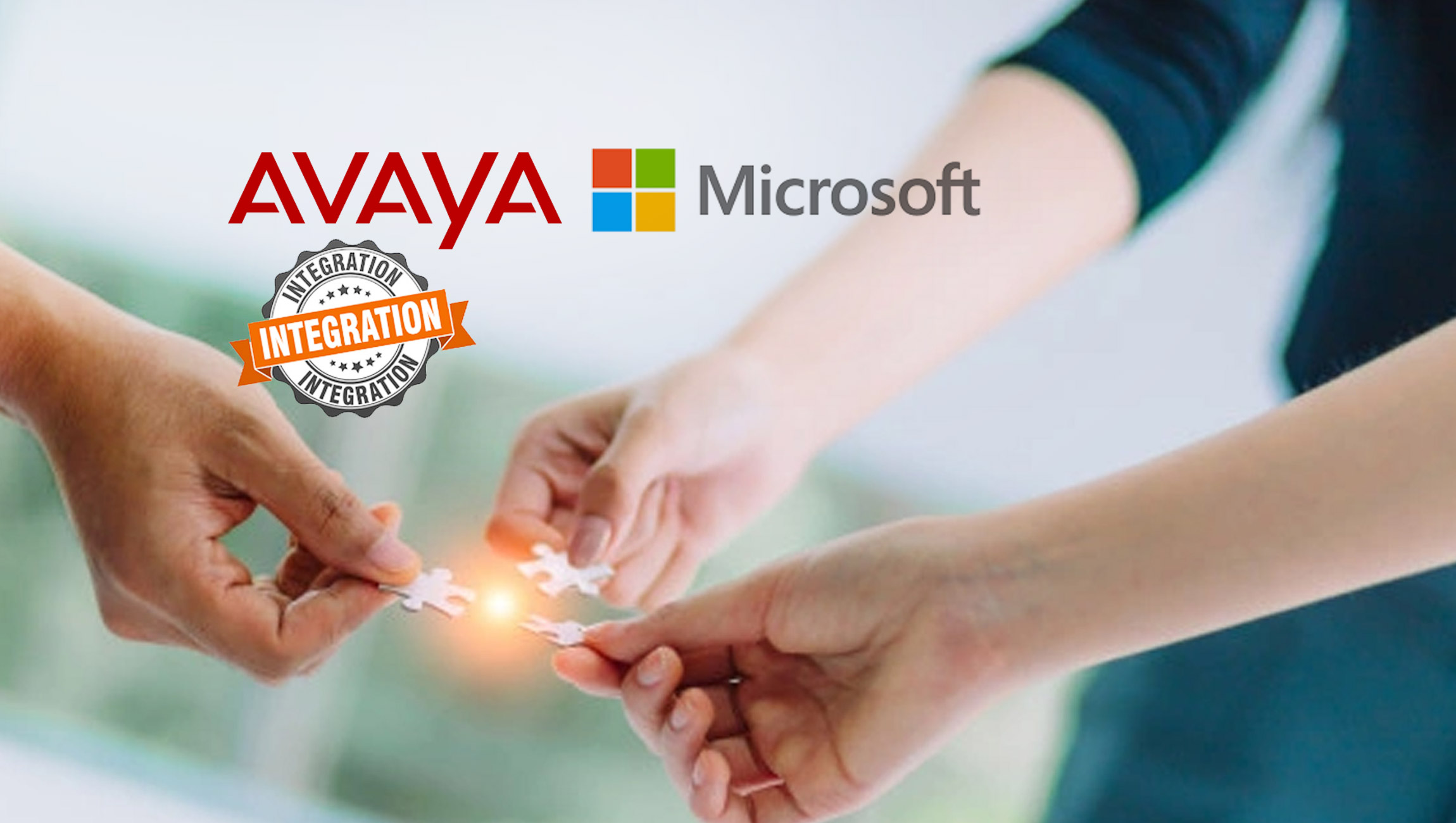 Avaya and Microsoft Announce Integration of Microsoft Azure Communication Services with Avaya OneCloud CPaaS