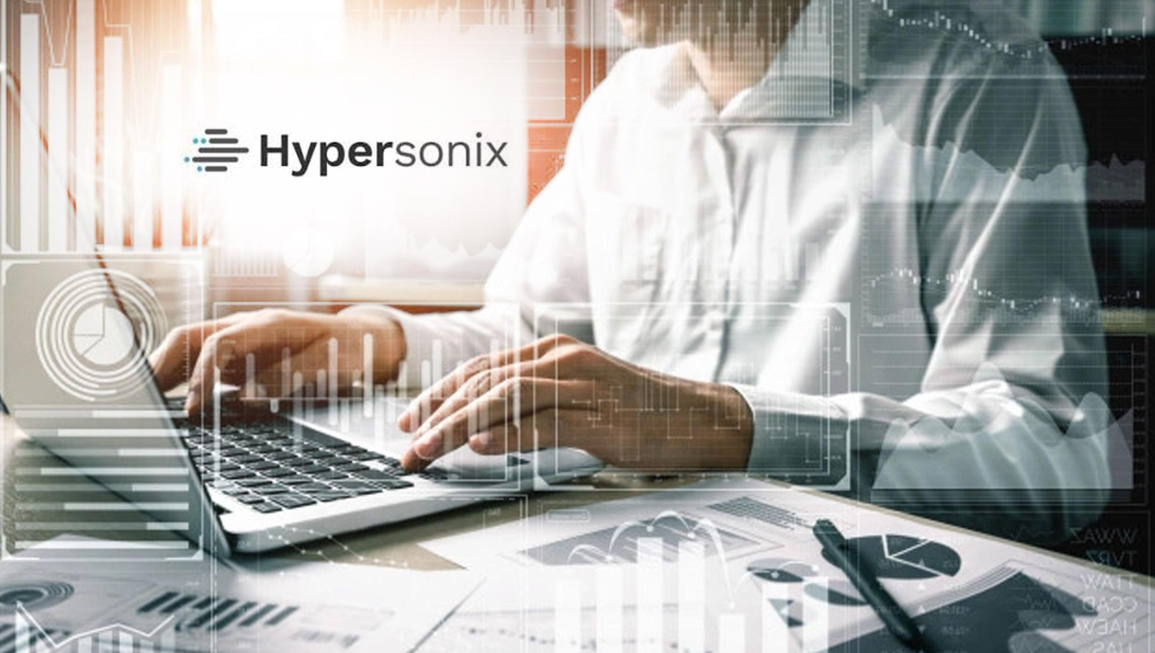 Hypersonix Scores Big with Gartner