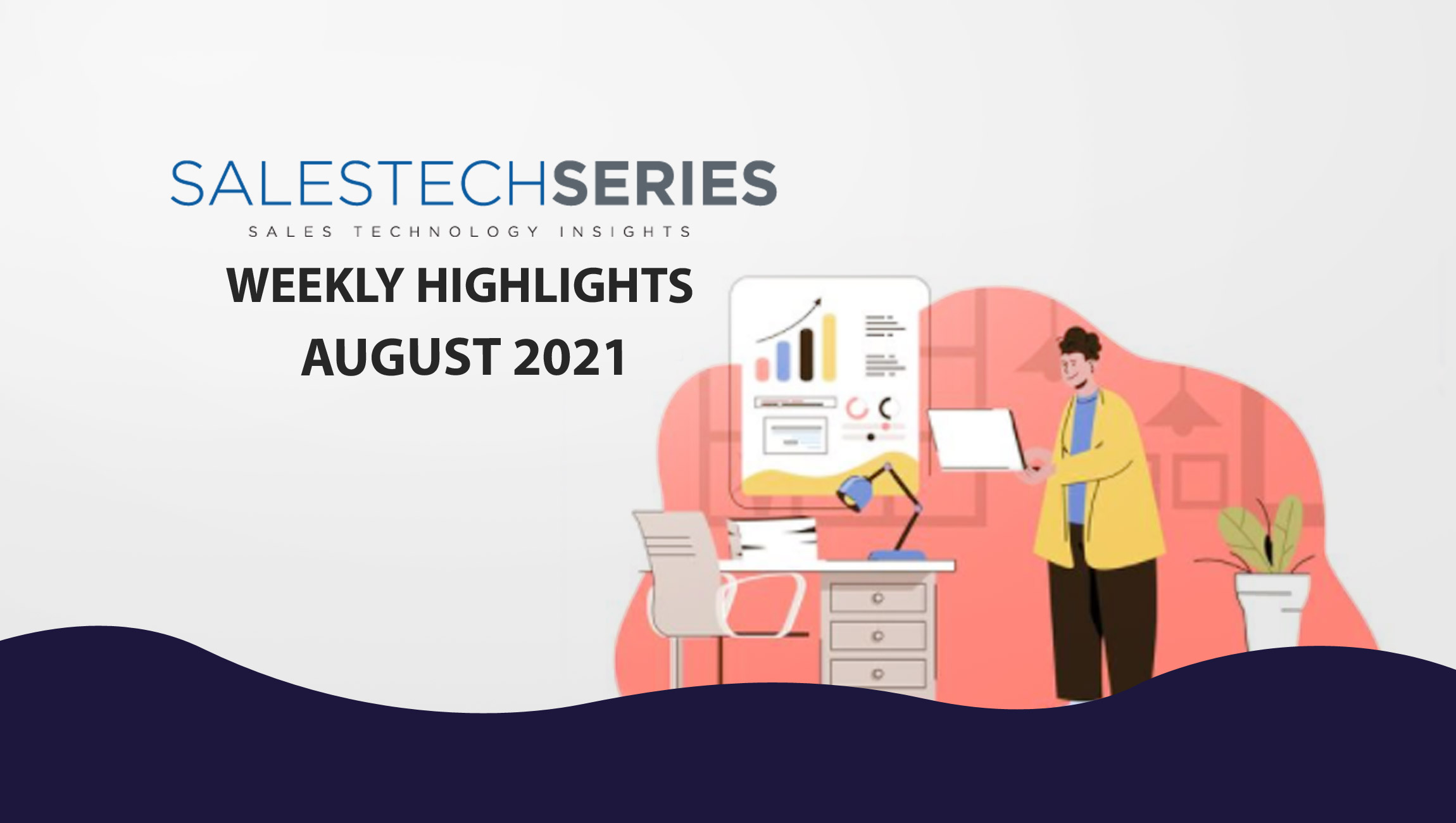 Sales Technology Highlights of The Week: Featuring BigTinCan, PROS, Creatio and More!