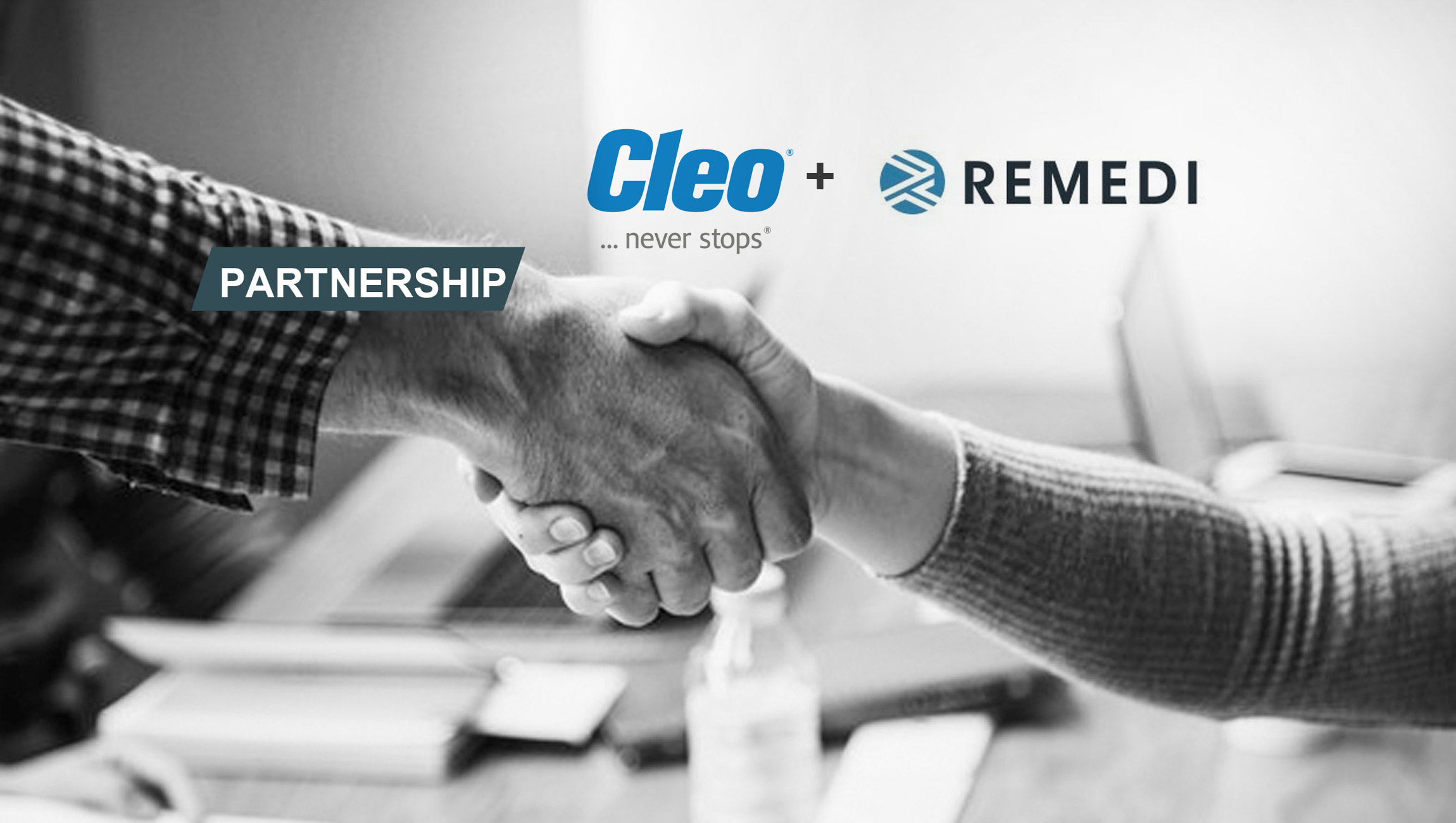 Cleo, Remedi Expand Partnership to Torque Up Ecosystem Integration Adoption, Drive Growth in Key Industries