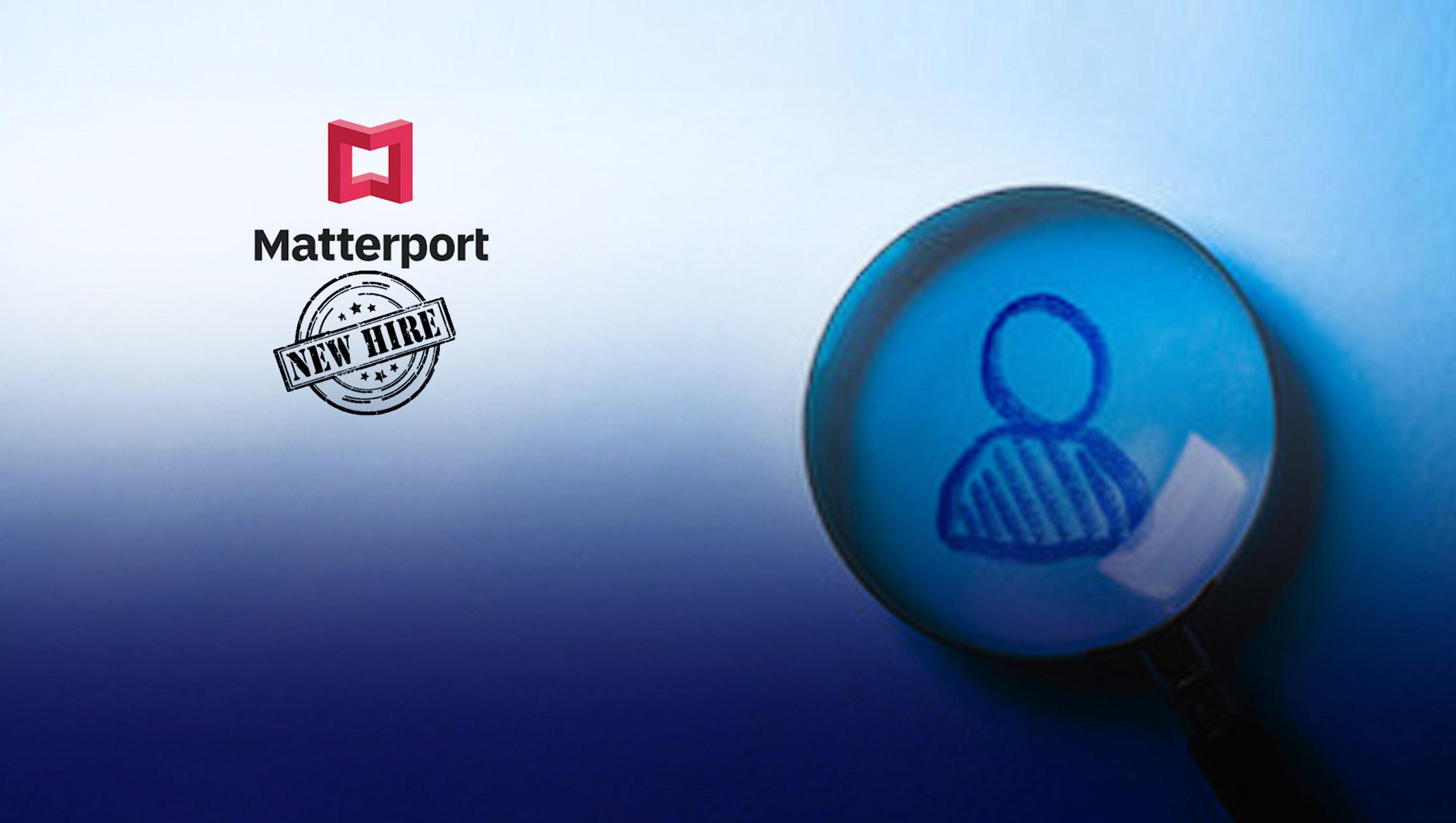 Matterport Names Pranab Sinha as Chief Information Officer