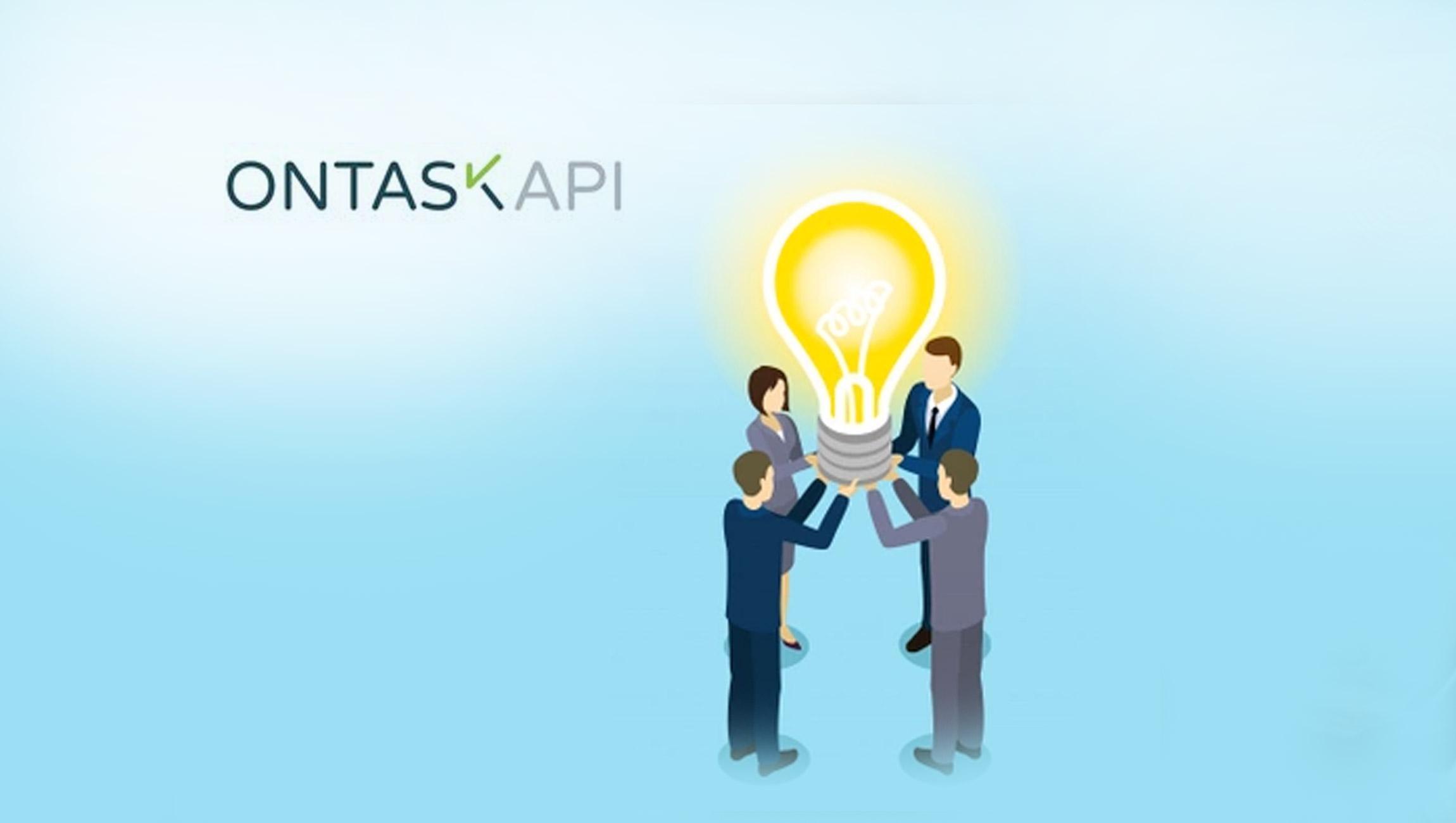 OnTask Announces New Product, OnTask API