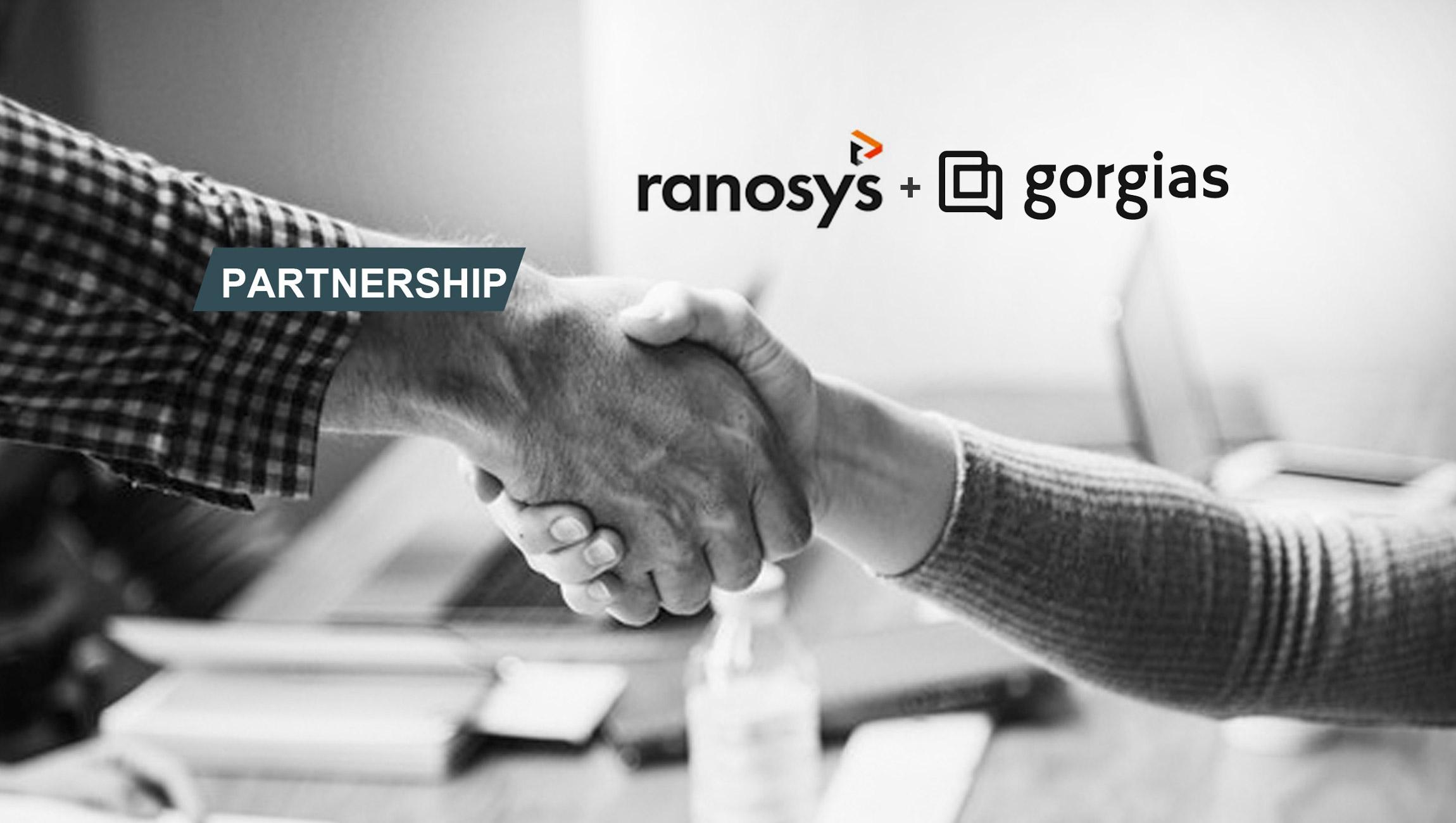 Ranosys Partners with Gorgias - a leading eCommerce Helpdesk