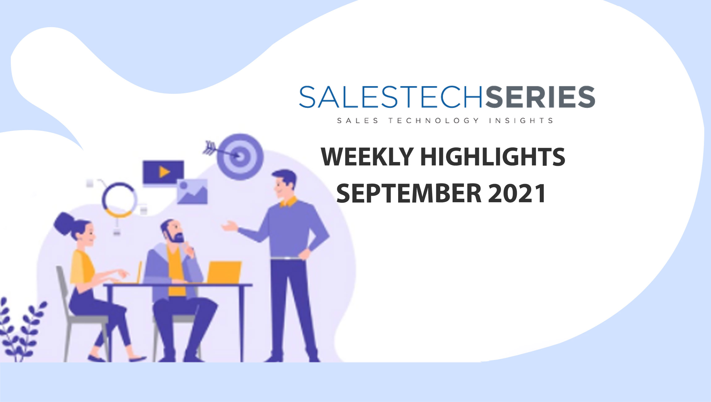 SalesTechStar's Sales Technology Highlights of The Week: Featuring Chili Piper, Clari, Spiff, LogMeIn and more!