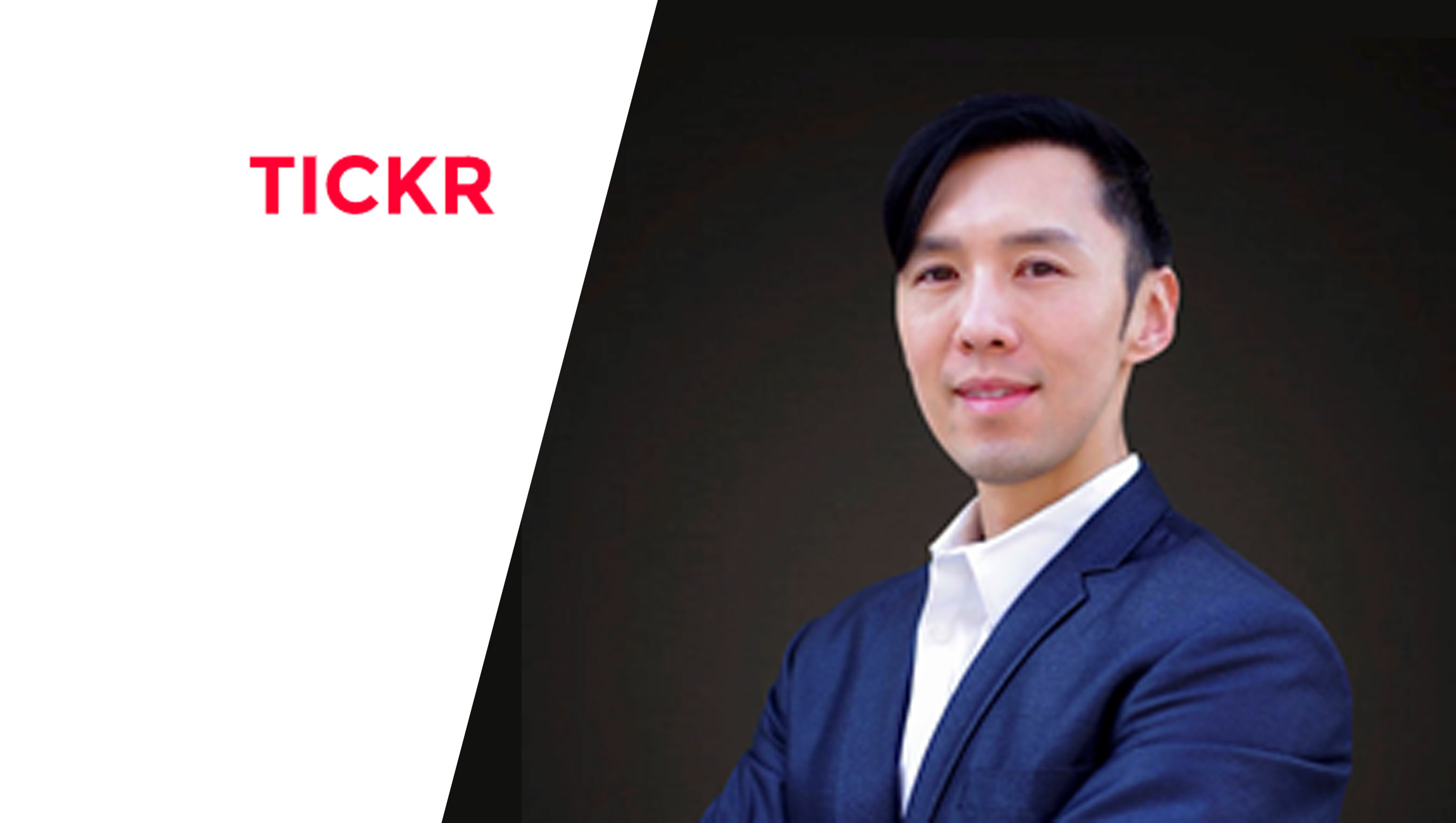 Tickr Welcomes Former Google and P&G Executive Albert Chan As Chief Revenue Officer