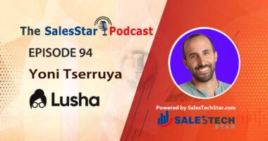 Yoni-Tserruya_episode-94-The-SalesStar-Podcast-with-Lusha
