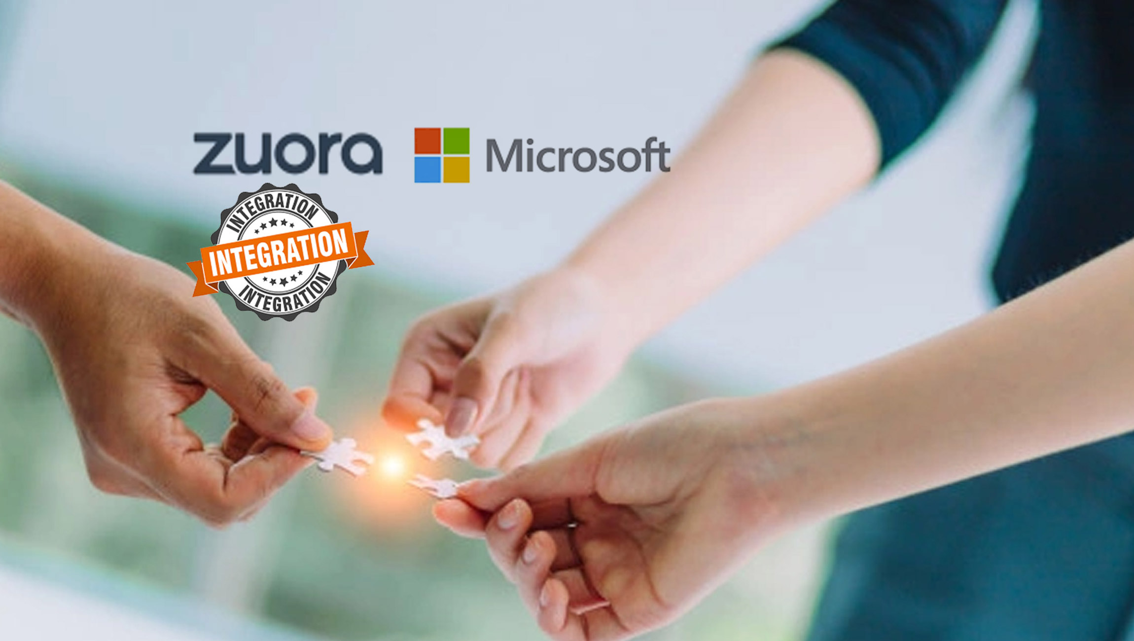Zuora Announces Integration with Microsoft to Accelerate Growth of Subscription Economy and Automate Enterprise Revenue Recognition
