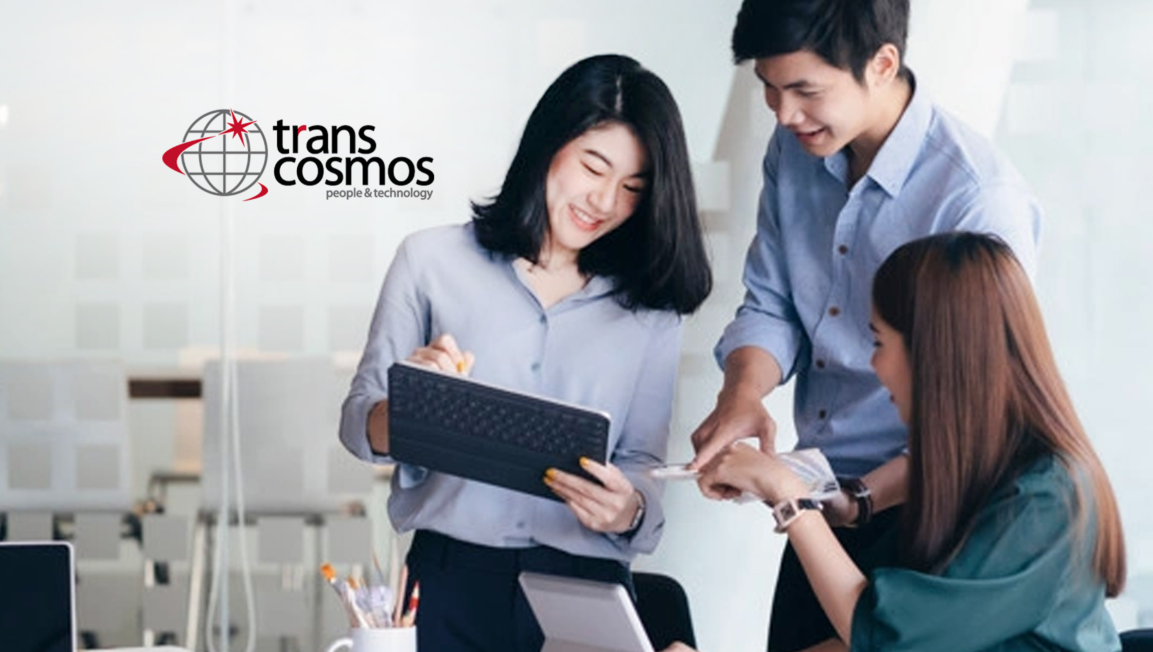 """transcosmos China named """"2021 Top 10 Recommended Customer Center Professional Outsourcing Brands in China"""""""