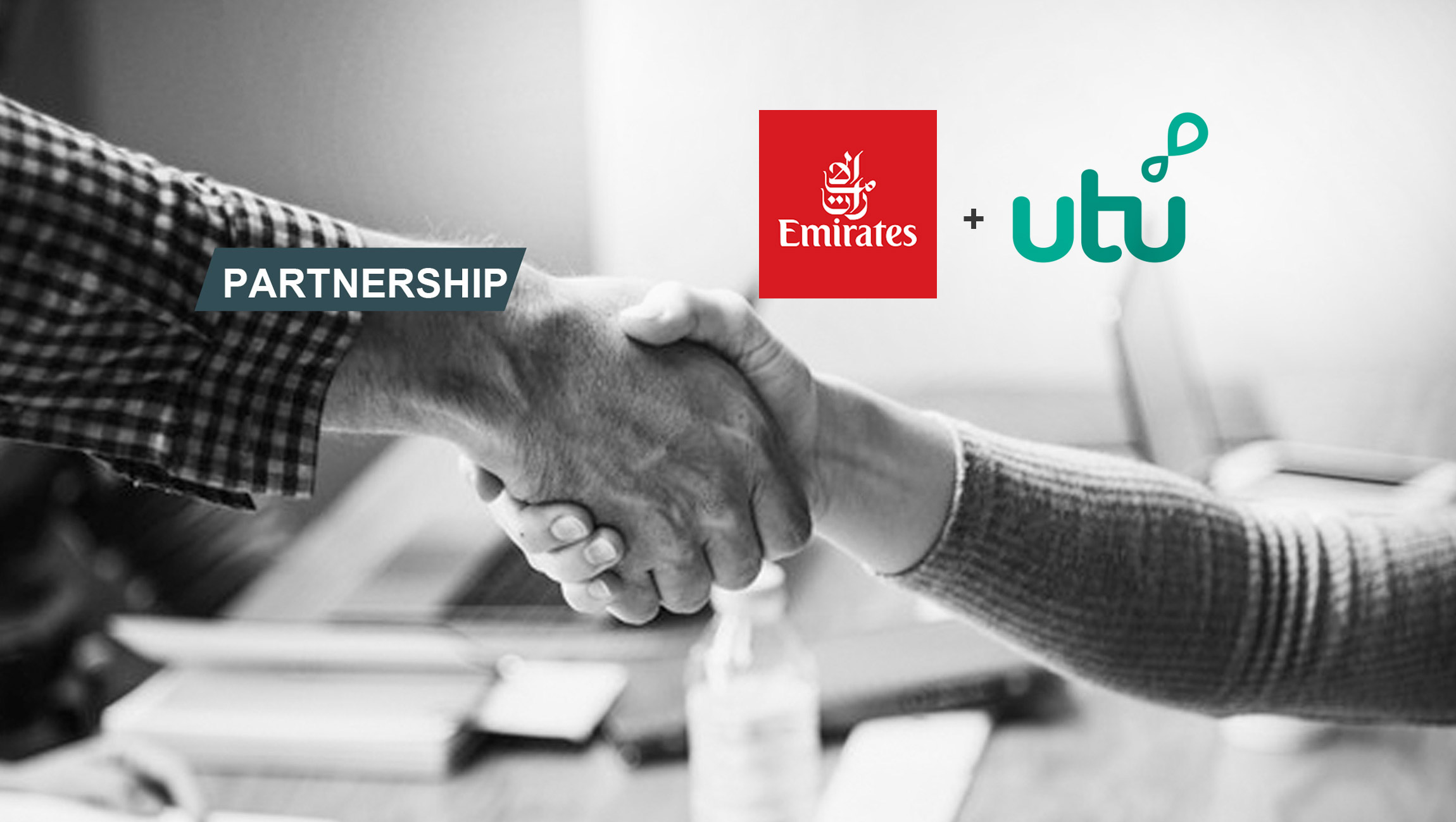 Emirates and utu Sign Strategic Partnership in Drive to Revolutionize Tax-Free Shopping Experience